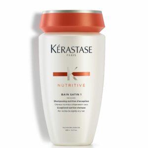 Bain Satin 1 250 ml per capelli secchi fini