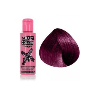 Crazy Color Aubergine 100 ml offerta web