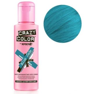 crazy color blue jade 100 ml colore semi permanente