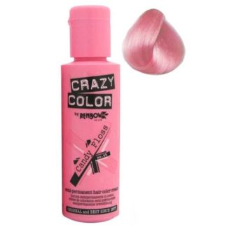 crazy color candy floss 100 ml colore semi permanente