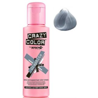 crazy color graphite 100 ml colore semi permanente