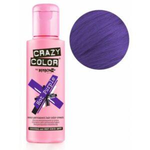 crazy color hot purple 100 ml colore semi permanente