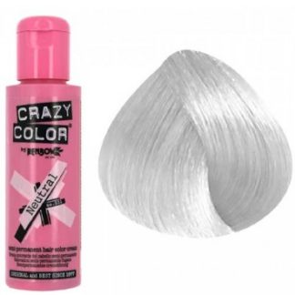 crazy color neutral 100 ml colore semi permanente