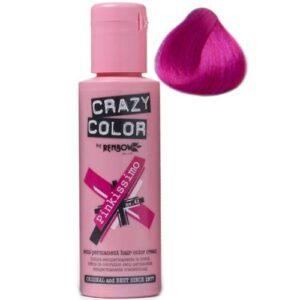 crazy color pinkissimo 100 ml colore semi permanente