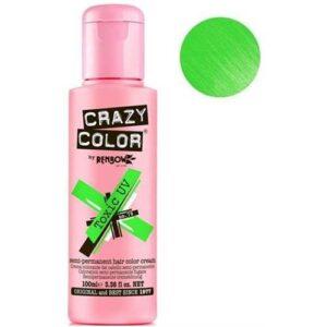 crazy color toxic uv 100 ml colore semi permanente