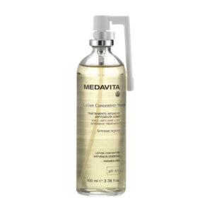 medavita lotion concentree spray 100 ml homme trattamento intensivo medavita anti caduta uomo