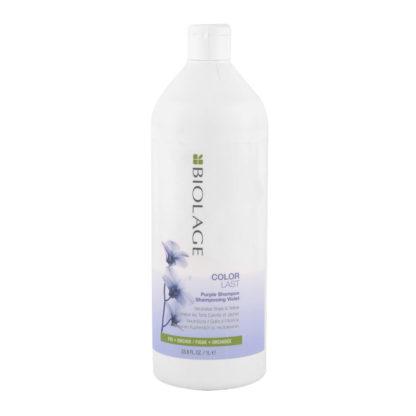 Colorlast Purple shampoo 1000 ml anti giallo