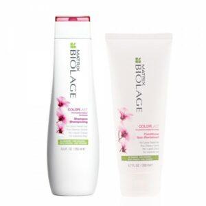 Colorlast shampoo conditioner 250 ml capelli colorati