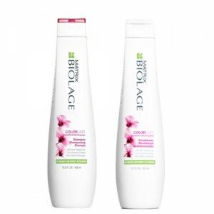 Colorlast shampoo conditioner 400 ml capelli colorati