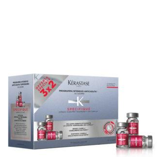 Fiale anti caduta Aminexil 3 pezzi Kerastase offerta Bellezza Marketing