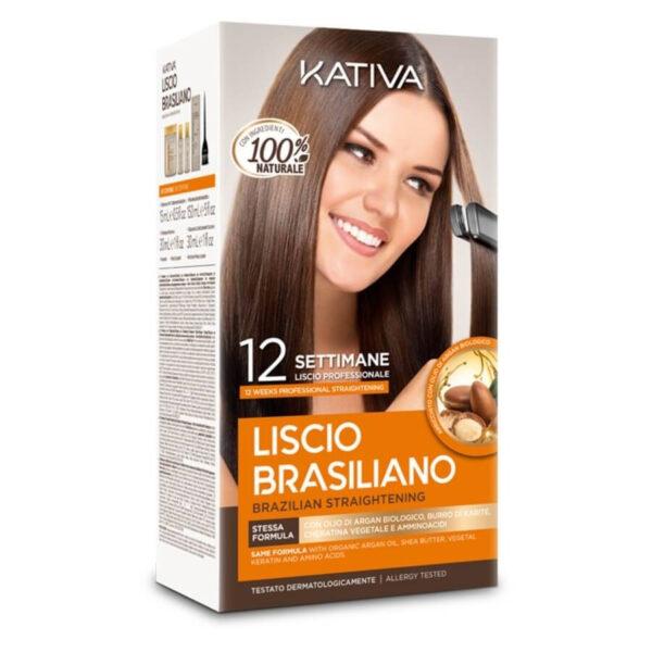 Kativa Liscio Brasiliano 12 settimane offerta web