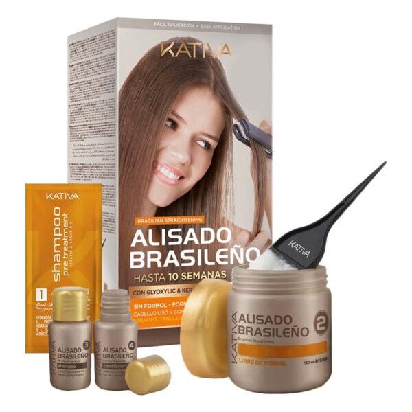 Kativa Liscio Brasiliano monodose e commerce