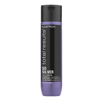 So Silver Conditioner 300 ml Total Result offerta Bellezza Marketing