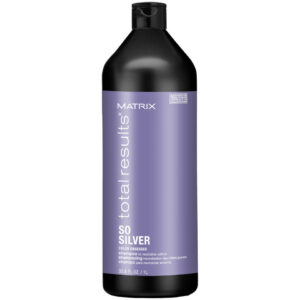 So Silver Shampoo 1000 ml Total Result offerta Bellezza Marketing