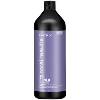 So Silver Shampoo 1000 ml Total Result offerta Bellezza Marketing