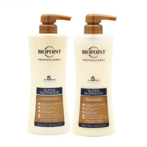 Biopoint shampoo balsamo SuperNutrente 400 ml offerta Bellezza Marketing