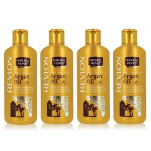KIT BagnoDoccia Elixir Argan 4x650ml offerta Bellezza Marketing