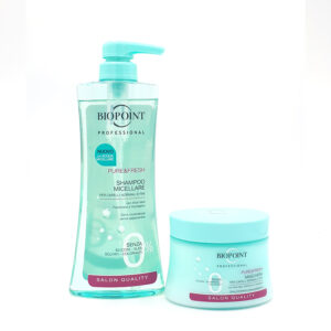 Kit shampoo maschera Purefresh offerta Bellezza Marketing