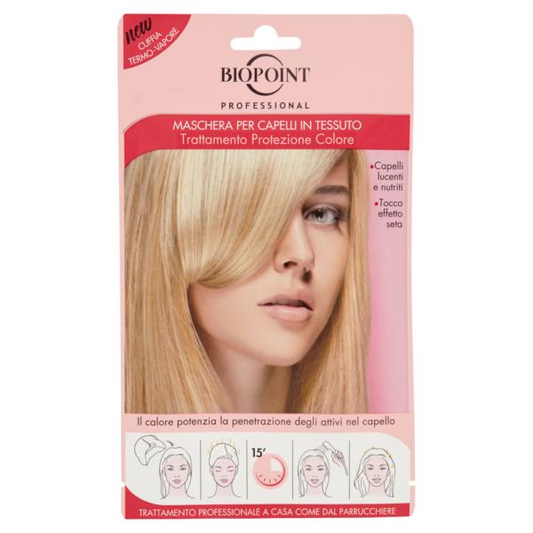 Maschera in Tessuto Protezione Colore 35ml offerta Bellezza Marketing