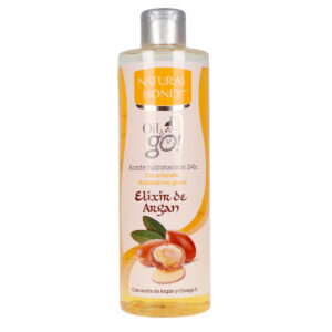 NATURAL HONEY Oil&Go ElixirArgan 300ml offerta Bellezza Marketing