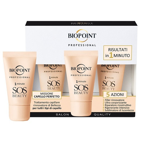 PROFESSIONAL SOS Beauty 1 Minute offerta Bellezza Marketing